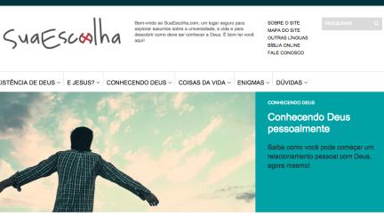 suaescolha.com