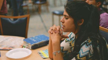 Step 16: Emphasis on Prayer