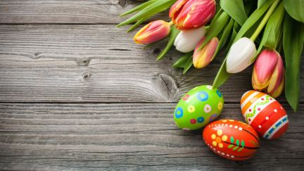 Experiencing Easter Through Your 5 Senses