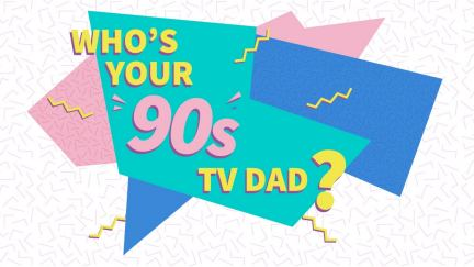 Who's Your '90s TV dad?