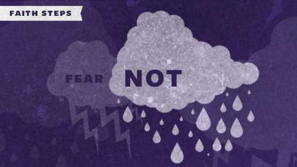 Pasos de fe: ¿A qué le temes?