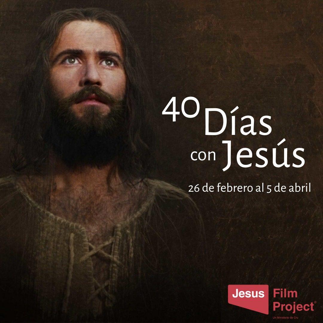 40 Días con Jesús